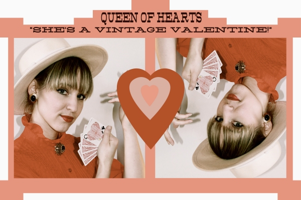 Queen of hearts copy